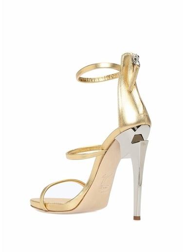 Giuseppe Zanotti Ayakkabı Altın